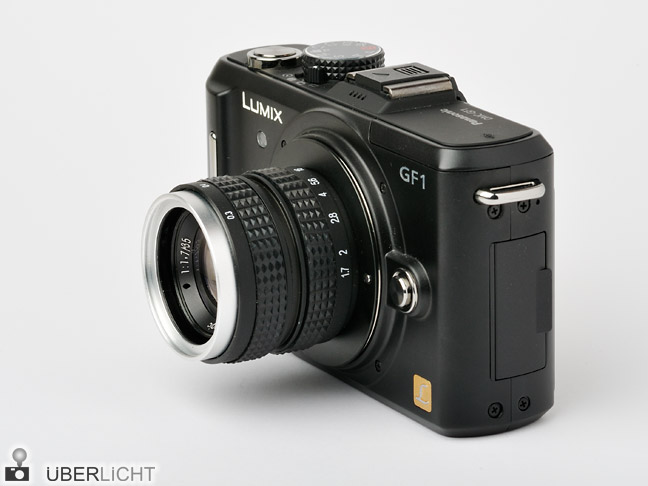 Panasonic GF1 SLR Magic 35 1,7