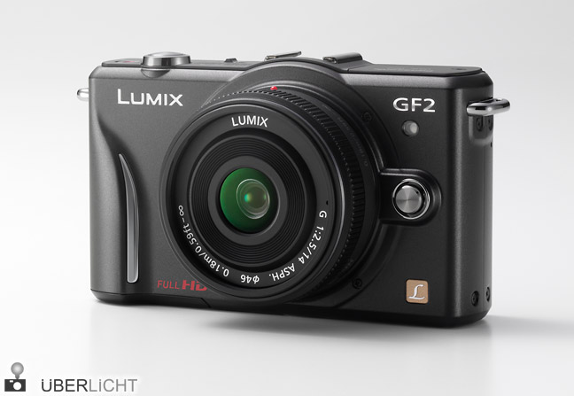 Panasonic Lumix GF2 preview