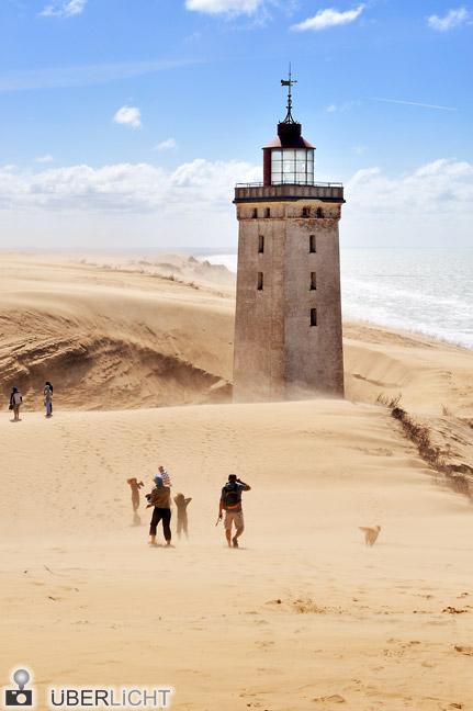 Rubjerg Knude Nikon D700 24-70 2,8 Sand